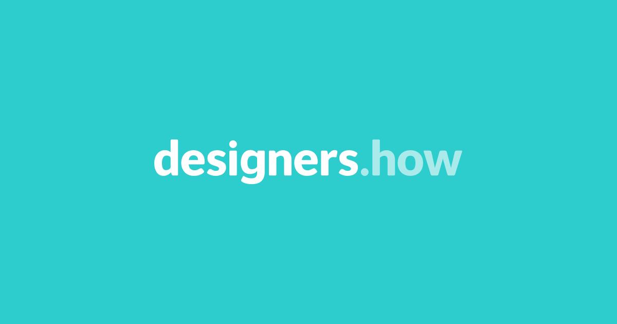 Designers.How
